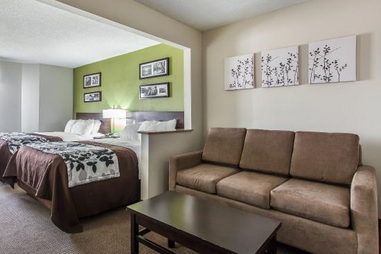 Austinburg, OH: Guest room