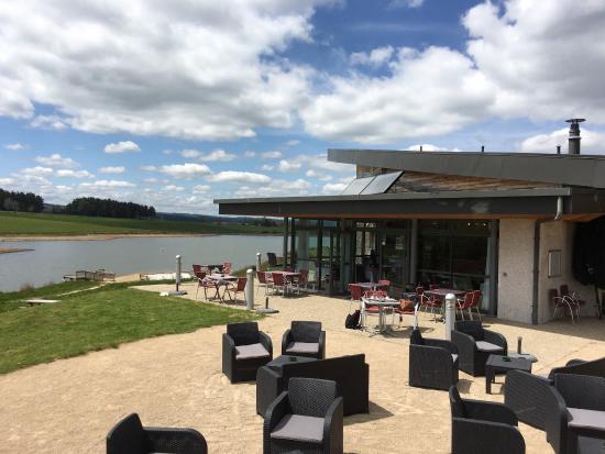 La Table Du Lac Restaurant Naussac
