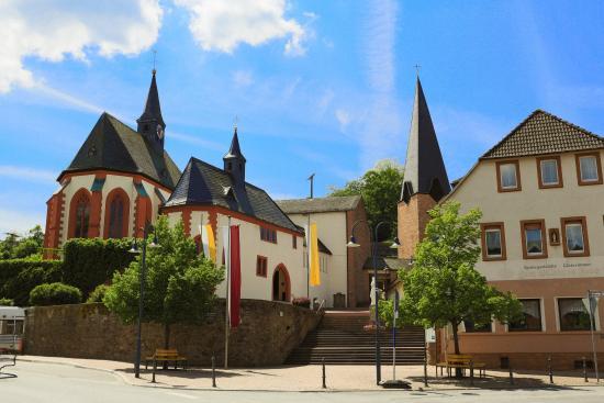 Wallfahrtskirche Hessenthal