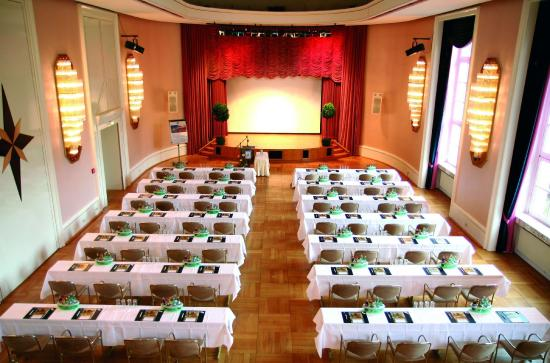 Maritim Hotel Bad Wildungen: Meeting Room