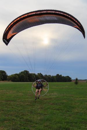 Powered paragliding missouri