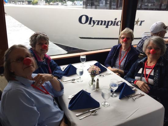Captain larry picture of waterways cruises seattle tripadvisor