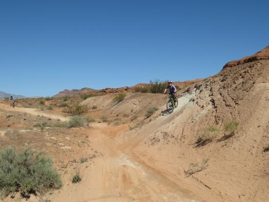 Springdale, Γιούτα: JEM Trail