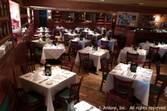 Edgewater, Nueva Jersey: The Main Dining Room