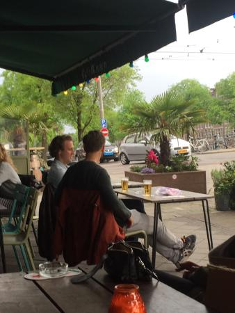 Binnen Buiten Amsterdam.Photo1 Jpg Foto Van Cafe Binnen Buiten Amsterdam