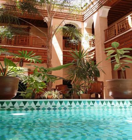 Al Ksar Riad & Spa : Riads Marrakech medina Riad Al Ksar