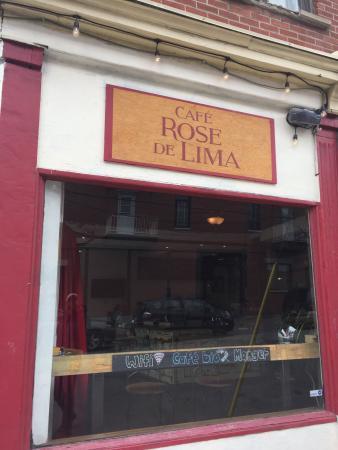 Cafe Rose De Lima