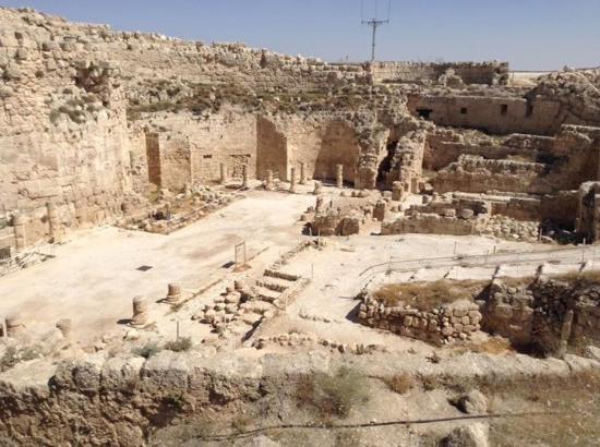 Herod's castle