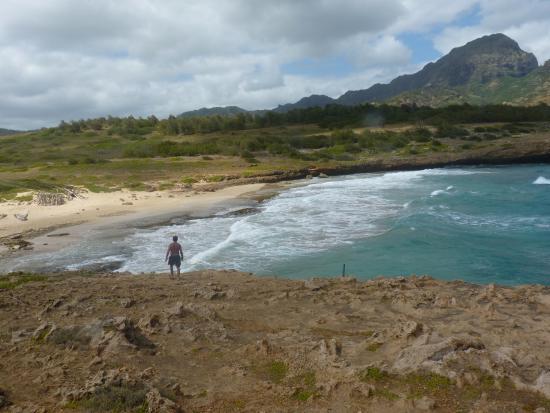 Maha'ulepu Heritage Trail: Deserted Beach