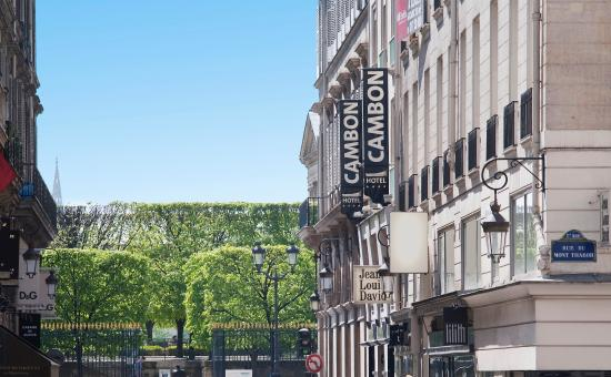 Hotel Cambon Updated 2017 Reviews Price Comparison