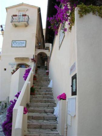 Florenza Residence: ingresso
