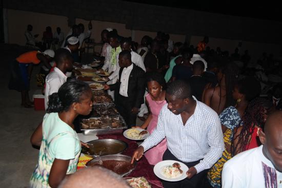 Winneba, Ghana: Aboakyer festival event