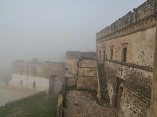 Massafra castello medievale