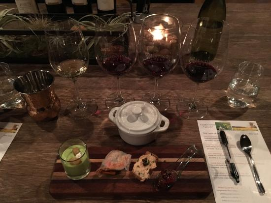 Cosentino Winery: Member Only Wine Tasting / Food Pairing