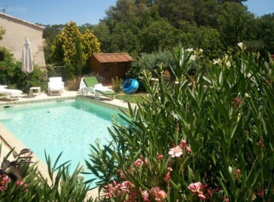 La Bastide-des-Jourdans, France: Lovely bed and breakfast located in La Bastide des Jourdans in close proximity to Aix en Provenc