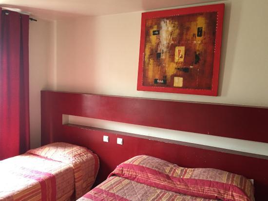 Hotel De L'Esplanade: chambre 34