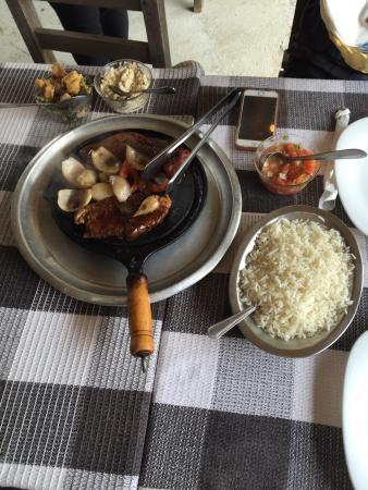 Restaurante Fogao a Lenha