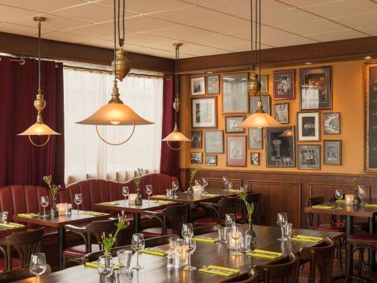Badhoevedorp, Países Bajos: Restaurant