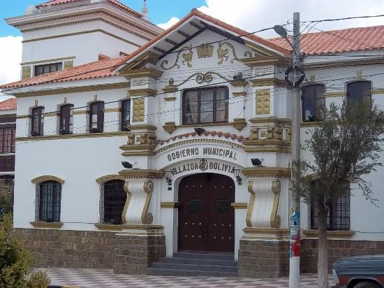 Villazon, Βολιβία: Municipalidad de Villazón