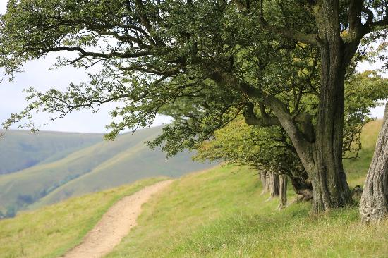 Edale, UK: The Pennine Way
