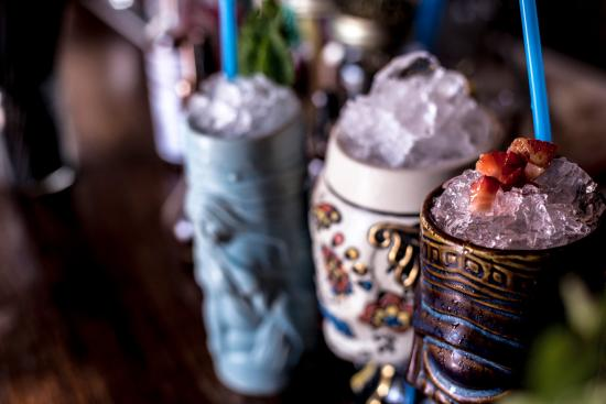 El Baron: TIKI SEASON #elbaroncafe #cocktailbar #since2013