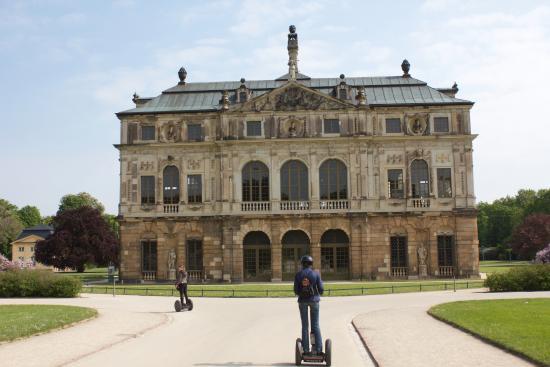 Großer Garten Dresden Picture Of Segway Tour Dresden Dresden