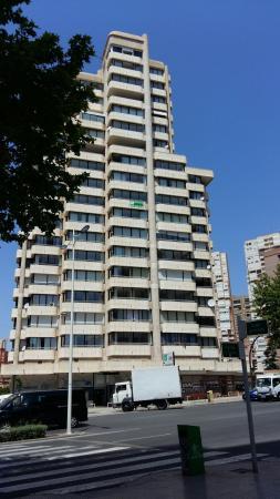 Nice apartments reasonable price.