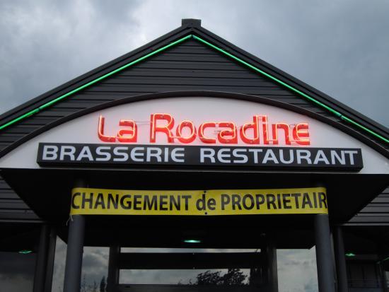 Perreux, France : la brasserie