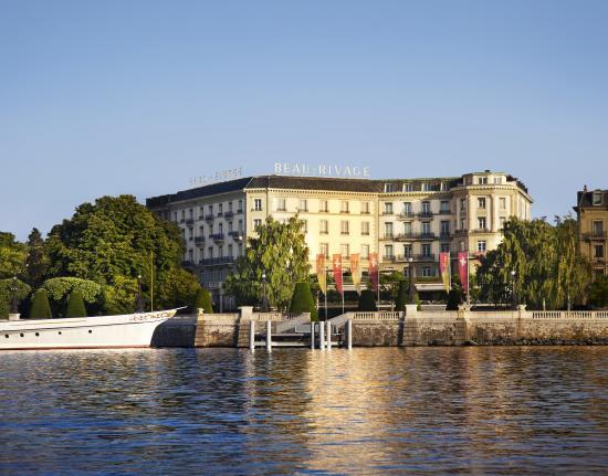 Hotel Beau-Rivage Geneva