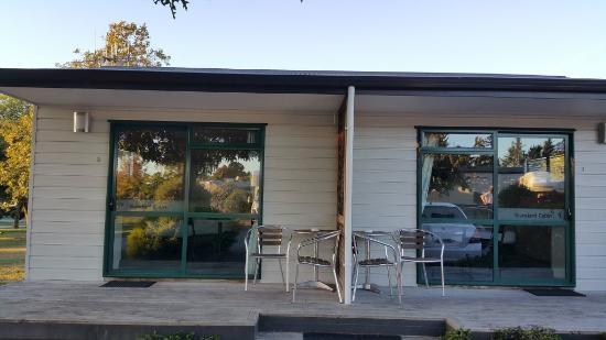 Lake Taupo TOP 10 Holiday Resort: Basic cabin