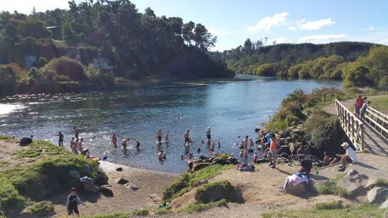 Spa Thermal Park and Riverbank Recreational and Scenic Reserve: Spa Thermal Park