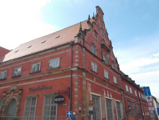Stadtgeschichtliches Museum der Hansestadt Wismar im Schabbellhaus