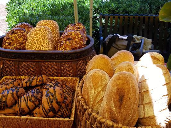 Vista, CA: Fresh Bread