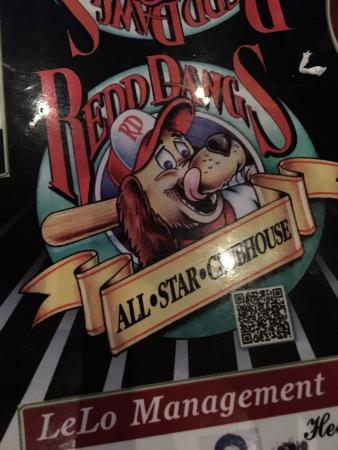 Belle Vernon, PA: Redd Dawg's All Star Clubhouse