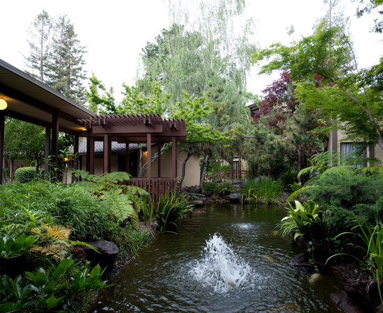 Dinah 39 S Garden Hotel Updated 2017 Prices Reviews Palo Alto Ca Tripadvisor