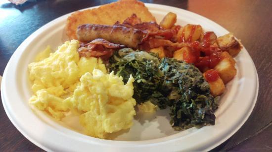 Hotel Zero Degrees: Breakfast