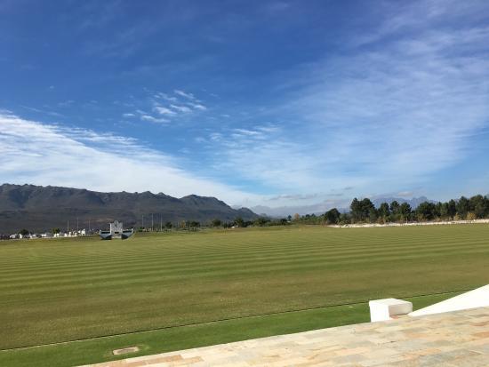 Paarl, Sydafrika: Beautiful setting for events.