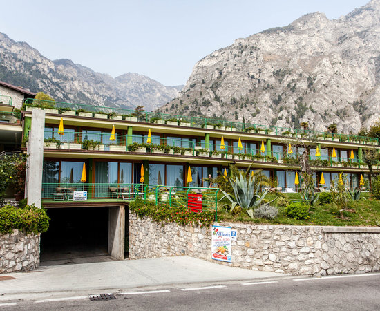 Hotel Alexander Lake Garda Review