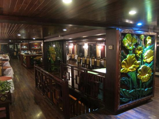 La sala da pranzo picture of indochina sails hanoi tripadvisor - Paul signac la sala da pranzo ...