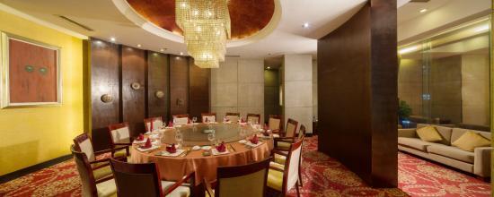 Hefei, China: Family Dining
