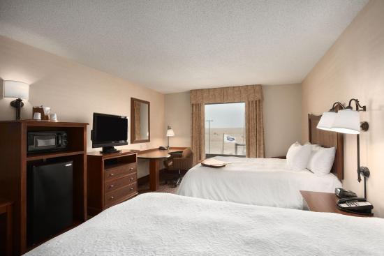 Sheridan, WY: 2 Queen Beds Room