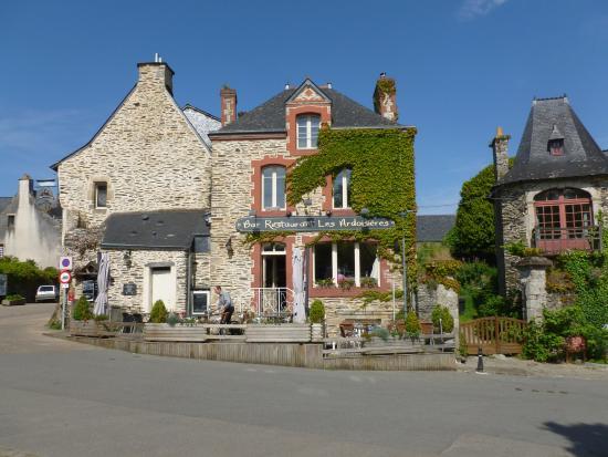 Restaurant Les Ardoisières Rochefort en Terre