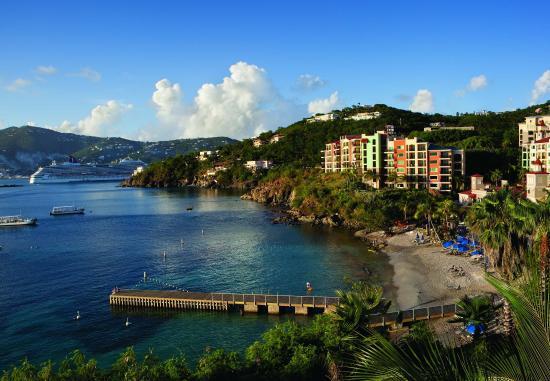 Marriott S Frenchman S Cove St Thomas U S Virgin