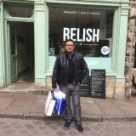 Kendal, UK: Relish...the name says it all