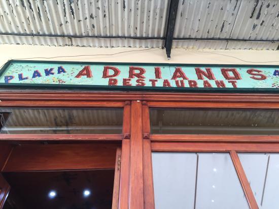 Andrianos: Adrianos