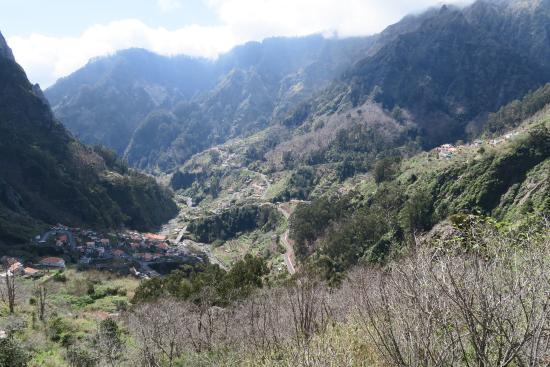 Camara de Lobos, Portugal: Vue