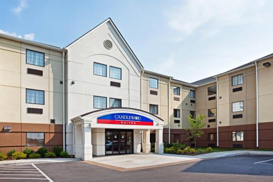 Candlewood Suites Knoxville Airport-Alcoa: Hotel Exterior