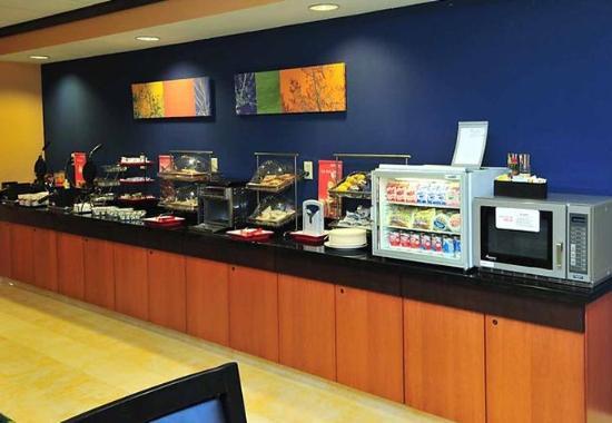 โอลีฟบรันช์, มิซซิสซิปปี้: Breakfast Bar