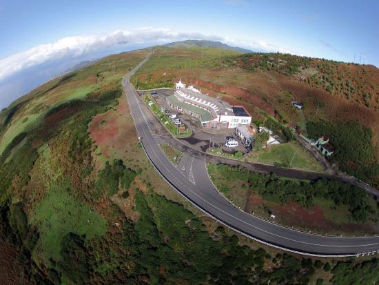 Calheta, Πορτογαλία: Sky view from Hotel Area