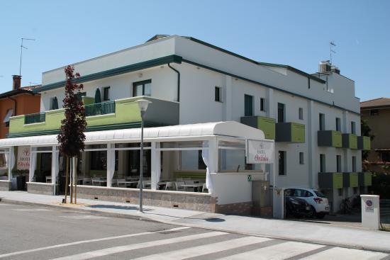 Hotel Orchidea: esterno